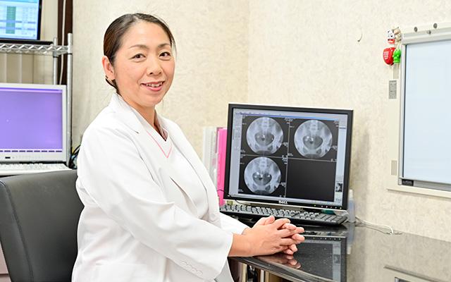 産婦人科医 鈴木 典子