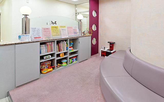 小児科待合室