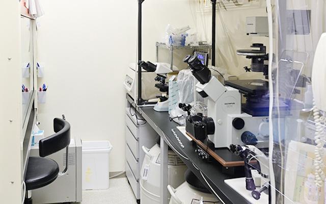 体外受精培養室