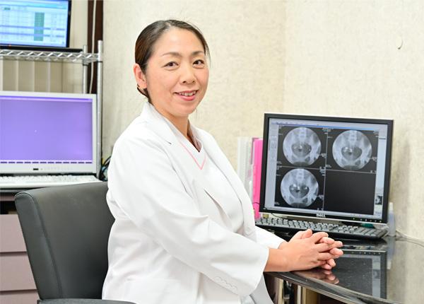 産婦人科医 鈴木女医